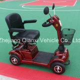 Scooter électrique électrique à 4 roues à mobilité électrique (ST098)