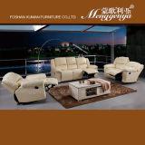 Sofa européen de cuir de Recliner de modèle (881#)