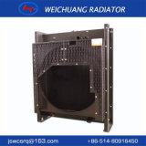 Radiador de aluminio de enfriamiento para el sistema de generador diesel de Cummins (NTA855-G1A)