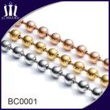 Catena della sfera del ferro colorata branelli Chain di alta qualità