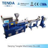 Estirador Co-Giratorio plástico reciclado Tsh-20 de la máquina de granulación