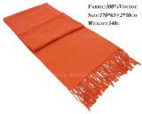 Écharpe adaptée aux besoins du client par OEM de rayonne visqueuse de Pashmina