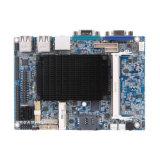 Atom Doppel-Kern N2600 CPU 3.5 Zoll Fanless industrielles eingebettetes Motherboard mit 6COM