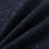 Tessuto di cotone viscoso dello Spandex del poliestere di modo per i pantaloni degli uomini