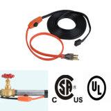 Câble chauffant antigel de pipe de la pipe 126W CSA