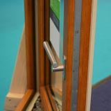 Indicador de alumínio colorido do Casement do perfil com multi fechamento K03038