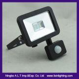 使用できる新しく細いLEDの洪水ライトパッドモデルセンサー