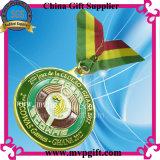 Médaille de sport en métal pour la médaille de marathon