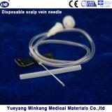 Pointeau remplaçable 22g (ENK-TPZ-018) de veine d'épicrâne