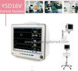 Video paziente di vendita di Multi-Parameter della strumentazione calda di diagnosi medica
