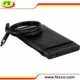 Черные приложение жесткия диска HDD USB 3.0 внешнее