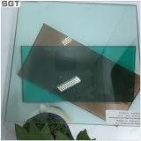 10 mm lamellierte Glas mit Grün und Tee-Farbe von Sgt