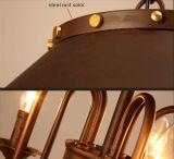Iluminação antiga da lâmpada do pendente do candelabro do estilo para o hotel