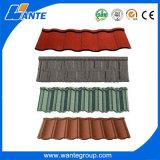 中国からの省エネの屋根ふきシートのタイル