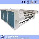Drei Rollen vollautomatische Flatwork Ironer industrielle Wäscherei-Rollen-Bügelmaschine