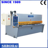Shanghai Bohai Marca hidráulico Péndulo Shearing Machine, Adira Shearing Machine