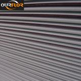 Plancher neuf imperméable à l'eau des planches de plancher de vinyle de cliquetis de PVC de 100%/WPC pour l'usage d'intérieur
