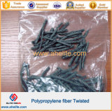 Twisted Bundle PP Fiber 50mm для Cements