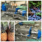 Двойное Screw Grape Juice Press Machine для Grape/Pineapple/Blueberry/Coconut/Vegetable
