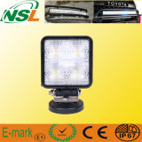 Auto quadrato 15W LED fuori da Road Light, 4x4 LED Lamp (NSL1505S-15W)