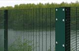 金網の機密保護Fence/358の防御フェンスはまたは塀に反上る