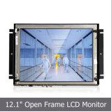 """Affichage 12.1 """"VGA Open Frame avec écran tactile résistif"""