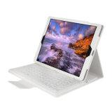 Bluetooth 키보드에 직업 iPad를 위한 PU 가죽 손가락으로 튀김 케이스