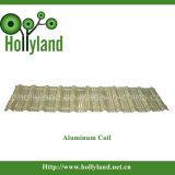 De met een laag bedekte & In reliëf gemaakte Rol van het Aluminium (ALC1118)