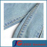 Retro camicia afflitta del denim degli uomini (JC7045)