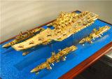 Modèle de /Ship de bateau modèle/le plus tard et maquette de navires neuve/modèle bateau modèle d'échelle/maquette de navires miniature/modèle d'Expation/modèle de flotte porte-avions
