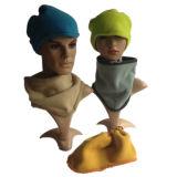 Winter-Sport-polare Vlies-Schalssnood-Stutzen-Wärmer-Gesichtsmaskebeanie-Hüte