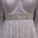 Vestido de casamento nupcial grávido do vestido nupcial boémio longo da luva
