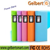 Ultradünne Anzeige-mehrfache Portenergien-Bank des Portable-LED