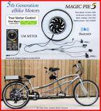 Programmabile! Kit elettrico /250, 500, motore di conversione della bici del mozzo del grafico a torta di 1000W /Magic