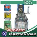 Cadena de producción auto de la bolsa de papel del cemento del control (ZT9802S y HD4913B)