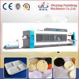 Máquina plástica completamente automática de Thermoforming de los productos con empilar de la robusteza