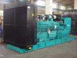 generatore diesel standby 1500kVA di potere Kta50 Cummins di 1675kVA 1340kw