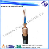 XLPE/PVC/PE/Armored/Screened/Individual/Overall/Instrument/Control Cable