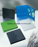 5mm를 가진 PP Colored Slim CD Box