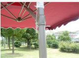 Парасоль сада навеса OEM изготовленный на заказ квадратный напольный
