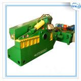 Machine de tonte hydraulique de presse de fer de rebut