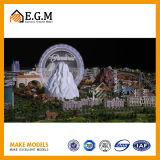 Красивейшая модель для моделей запланирования зоны/модели здания/всех добросердечных знаков Fo