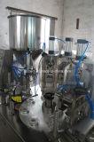 Plegable de llenado del tubo de aluminio y sellado de la máquina a la nata, la pintura del artista, Ungüento