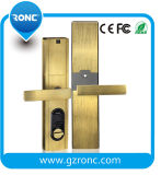 Smart RF Card Door Locks com 260PCS Unlock Records para Hotel / Home / Office