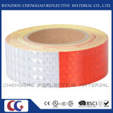 Fabrik-Preis-rotes und weißes reflektierendes Vorsicht-Band (C3500-B (D))