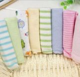 Einzelnes Small Square 8pcswashable Cotton Babys Towels