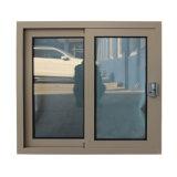 Finestra rivestita con la serratura speciale, finestra di scivolamento di alluminio Kz011 della lega di alluminio della polvere