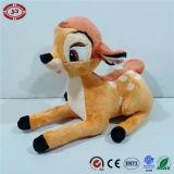 Милый шарж оленей Banbi Sittting качества ягнится симпатичная игрушка подарка