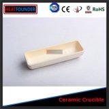 Alumina 99 Ceramische Smeltkroes op hoge temperatuur