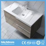 Muebles modernos extravagantes del cuarto de baño del MDF del estilo europeo con la vanidad bilateral (BF112N)